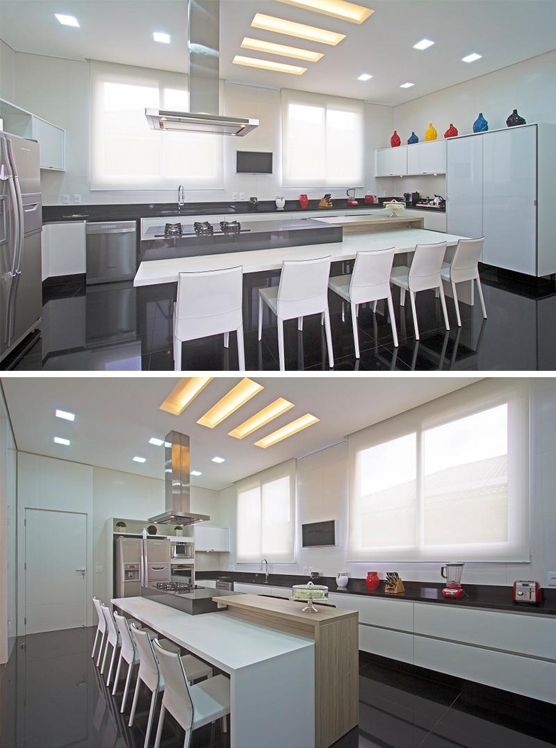 Meus projetos #2 Casa de um casal moderno (3)
